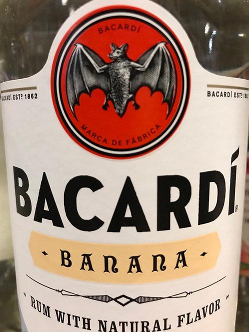 BACARDI BANANA  -  1L