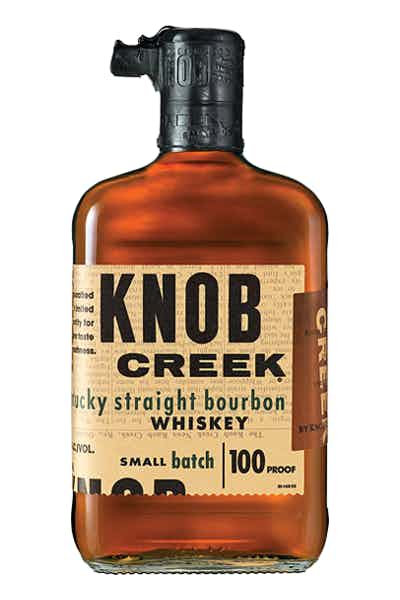 KNOB CREEK BOURBON -  1.75L