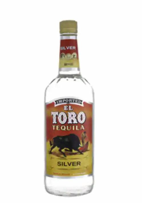 El Toro Silver Tequila 1Li