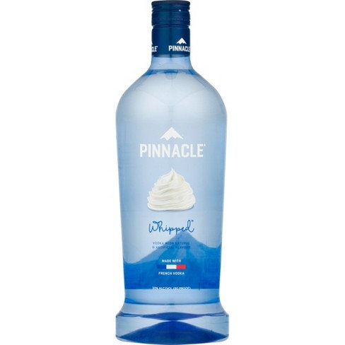 PINNACLE WHIPPED CREAM VODKA -  1.75L