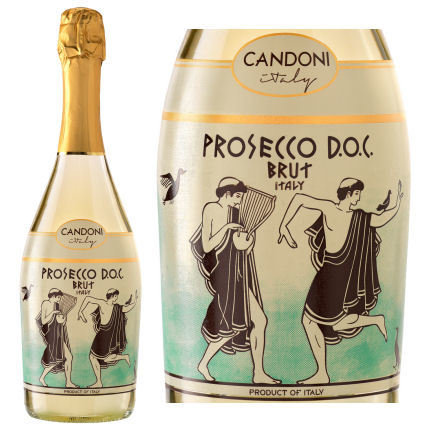 CANDONI PROSSECO -  750ML