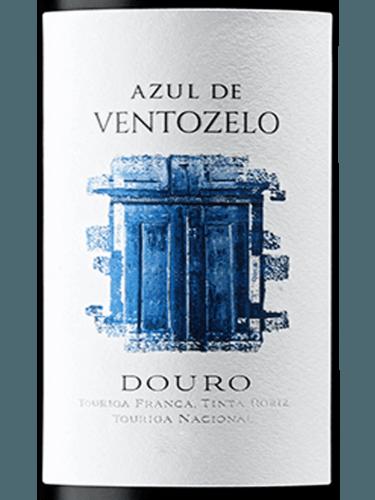 AZUL DE VENTOZELO RED 750ML