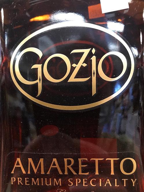 GOZIO AMARETTO -  1L