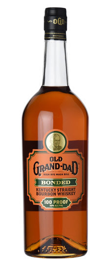 OLD GRAND DAD 100 BOURBON -  1L