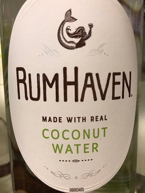 RUMHAVEN RUM COCONUT -  1L