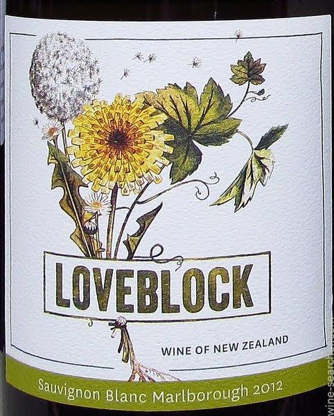 LOVEBLOCK SAUVIGNON BLANC -  750ML