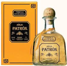 PATRON TEQUILA ANEJO -  750ML