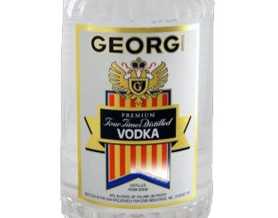 GEORGI VODKA -  1L
