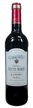 CHATEAU AHUTE-BORIE CAHORS MALBEC 750ML
