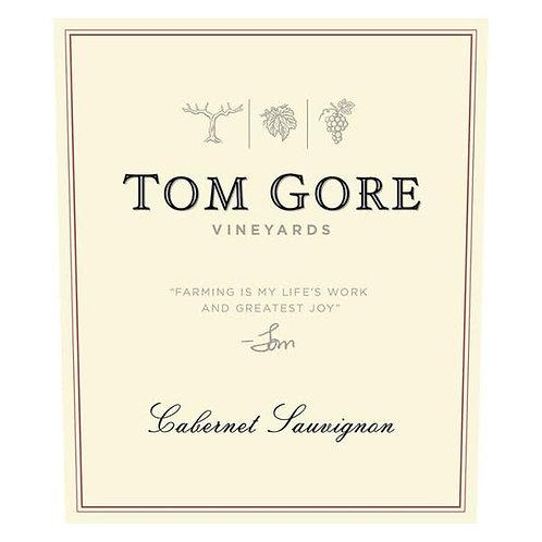 TOM GORE VINEYARDS CABERNET -  750ML