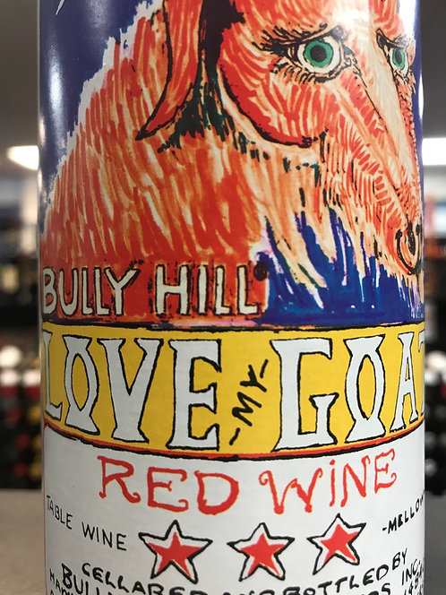 BULLY HILL LOVE MY GOAT RED -  750ML