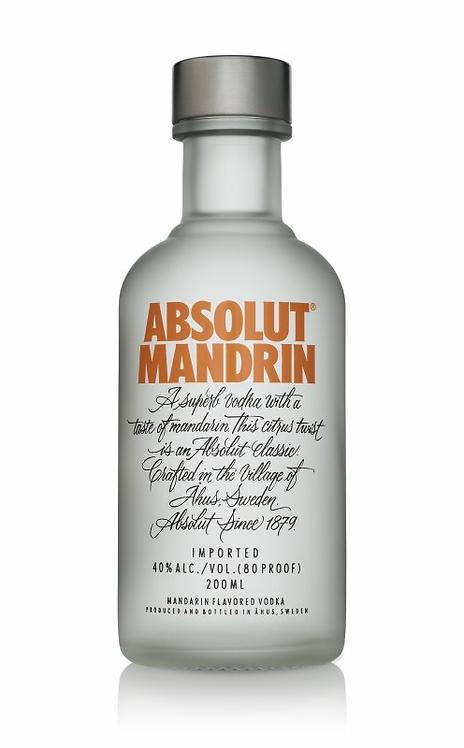 ABSOLUT MANDRIN 1.75L