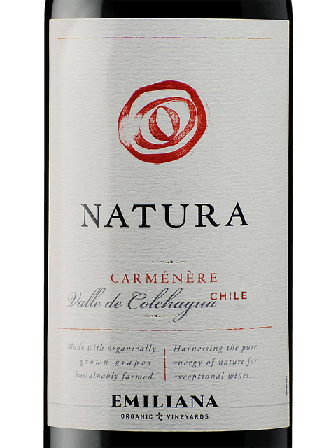 NATURA CARMENERE -  750ML