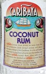 CARIBAYA COCONUT RUM -  1L