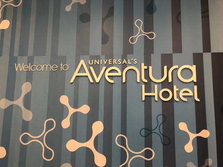 Resort Spotlight - Universal Studios Aventura Hotel