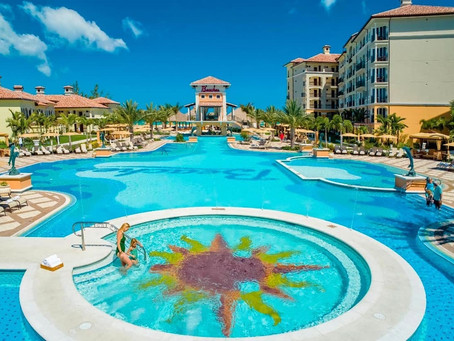 Join us LIVE from Beaches Turks and Caicos!