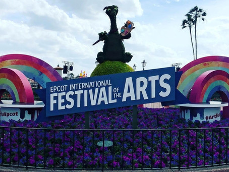 Taste of Epcot International Festival of the Arts Starts Friday January 8th!