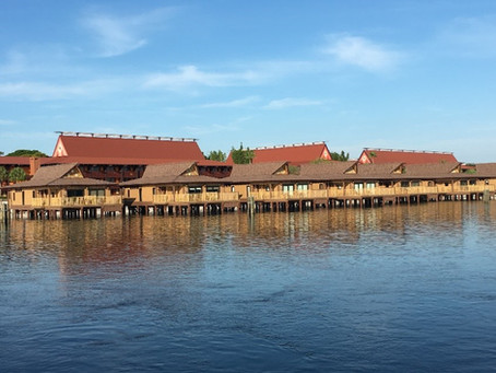 Resort Spotlight - Polynesian Village Resort!