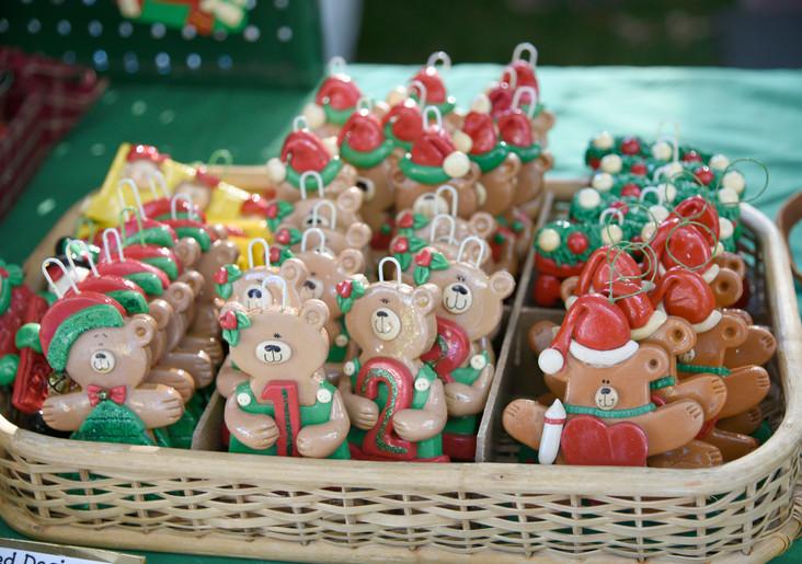 Dough Ornaments