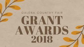 2018 Grant Awards
