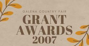 2007 Grant Awards