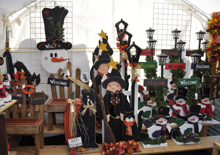 Wooden Seasonal Items