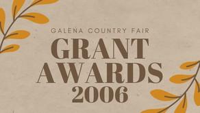 2006 Grant Awards