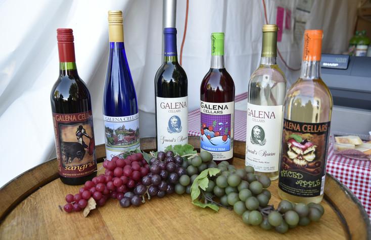 Galena Cellars Wines