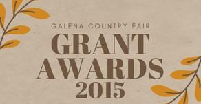 2015 Grant Awards