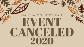 2020 Galena Country Fair cancelled due to pandemic concerns