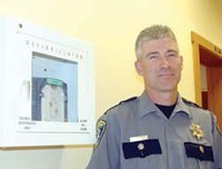 Grant Brings Defibrillator to Courthouse