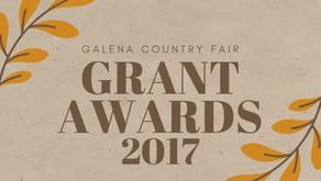 2017 Grant Awards
