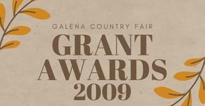 2009 Grant Awards