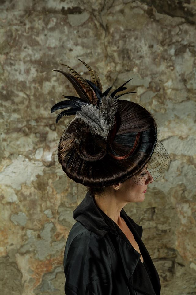 Fashion Show - Hair Hat