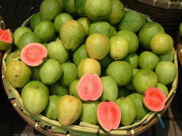Organic Pink Guava