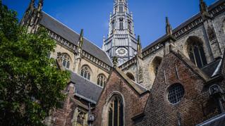 Grote kerk van Haarlem