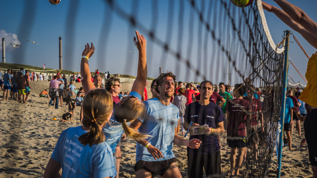 Tata Steel Beachvolley 2018