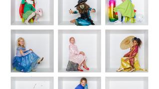 in de Box foto collage