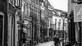 Serie 'Stilte op straat'   maart 2020