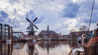 Haarlems stadsgezicht