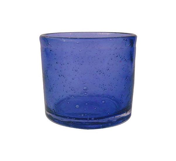 Handmade Cobalt Tealight Holder