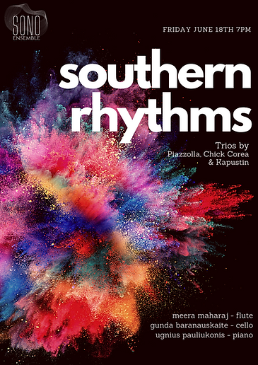 Southern Rhythms Pictures in the Shop.pn