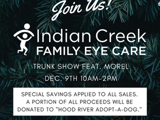 Holiday Trunk Show at ICFEC
