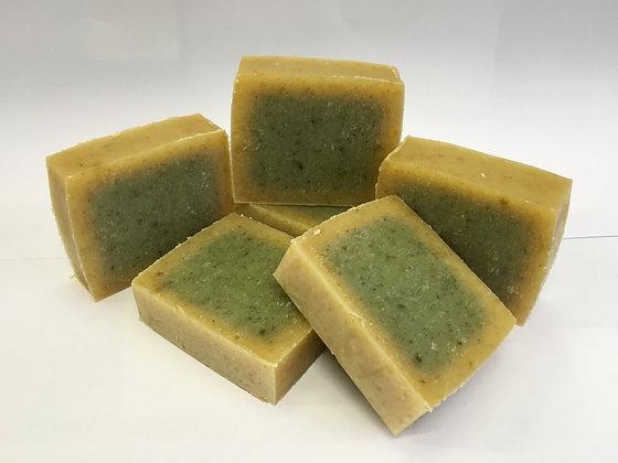 晞.燕麥蛋黃豆漿皂
