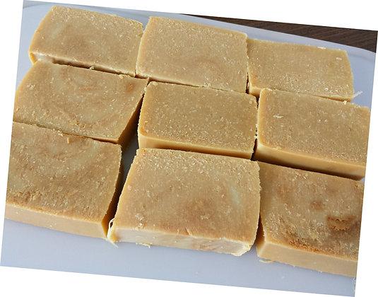 晞.黑糖蜂蜜豆漿皂