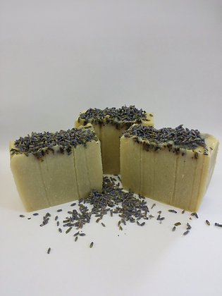 晞.薰衣草蘆薈滋養皂