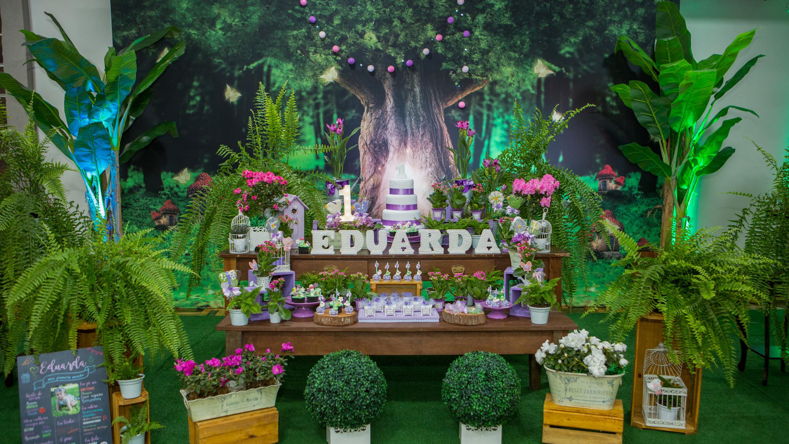 Eduarda - Primeiro Aninho