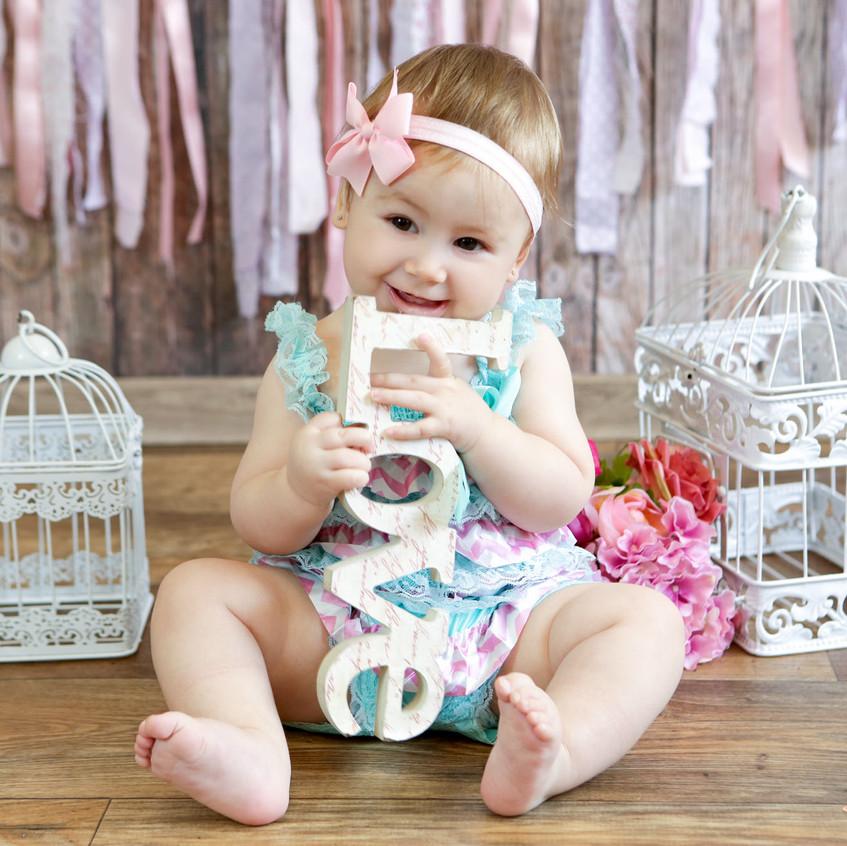 9 mês Nicolly Acompanhamento do bebe