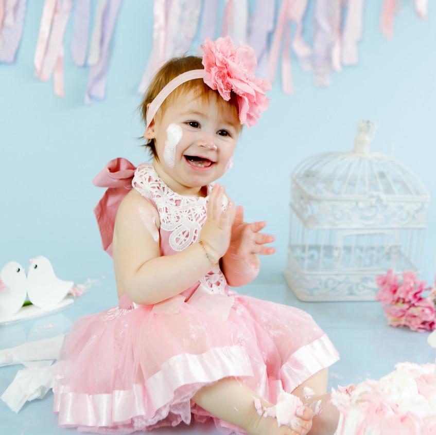 12 meses Nicolly Acompanhamento bebe