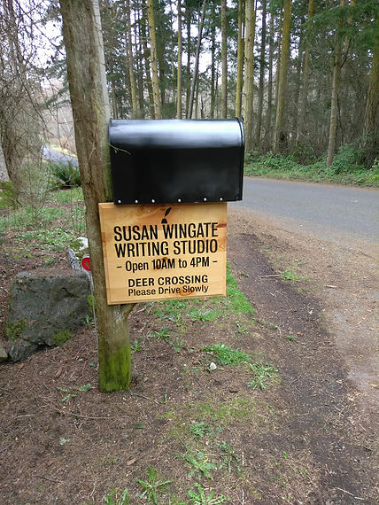 Writing Studio Sign at road1.jpg